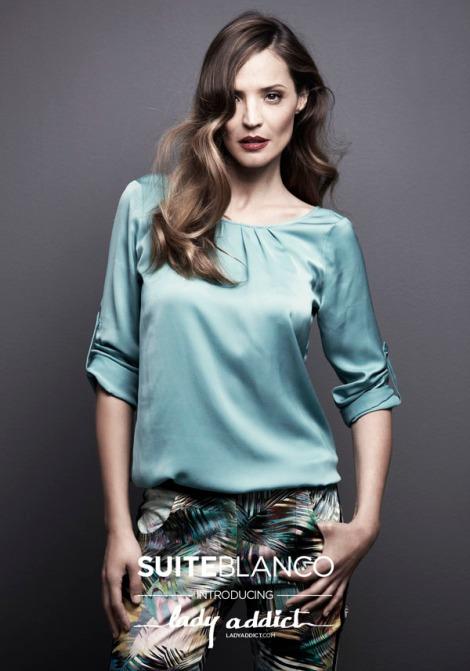 Suiteblanco introducing Lady Addict